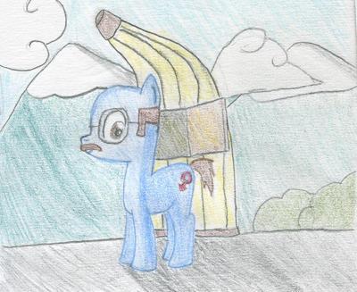 Tobias Arrested Development My Little Pony by TheInsanityZone