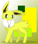 Toby, Lime Green Thunder (Commission)