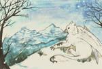 snow griffon