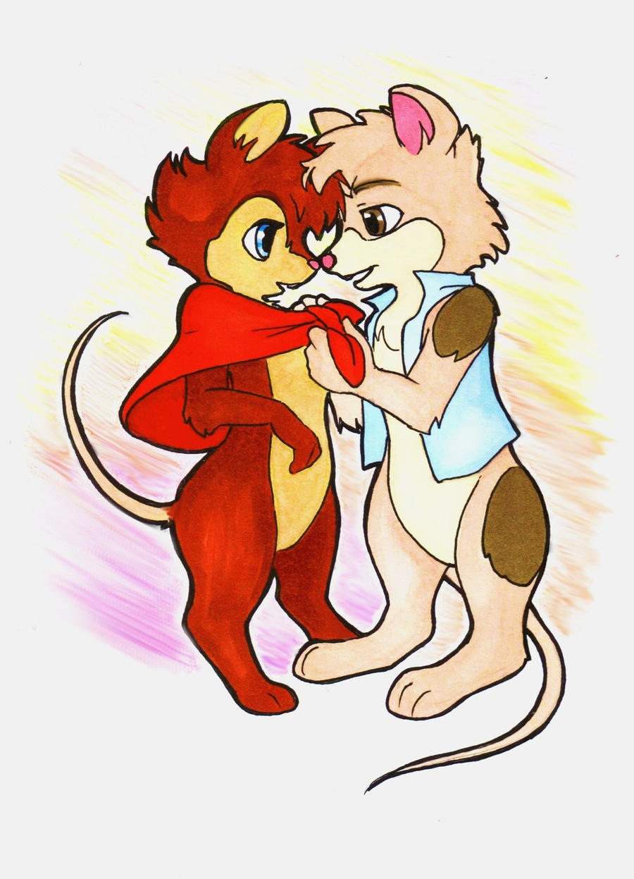 Mr. and Mrs. Brisby