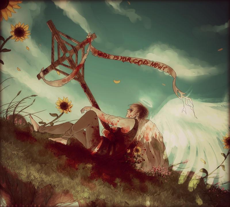 .Broken Promises. by XXCEbloodXX