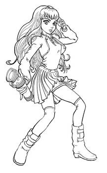 Lovely Grounded Faeriez_Uniform_outline