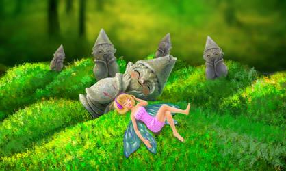 Garden Gnome's Crush