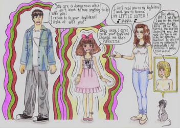 Be My Little Sister! Ver.2.0 by lgorkun