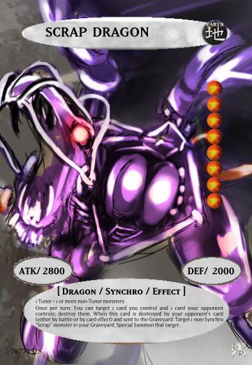 Scrap Dragon orica by Nokani on DeviantArt
