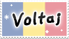 Voltaj Stamp by AlinaWinter