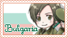 Bulgaria Pastel Stamp by Domovina