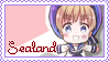 Sealand Pastel Stamp by Domovina