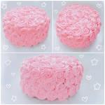 .: Rosette Cake :.