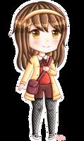 (C) Hino Sayoko by Angelinia