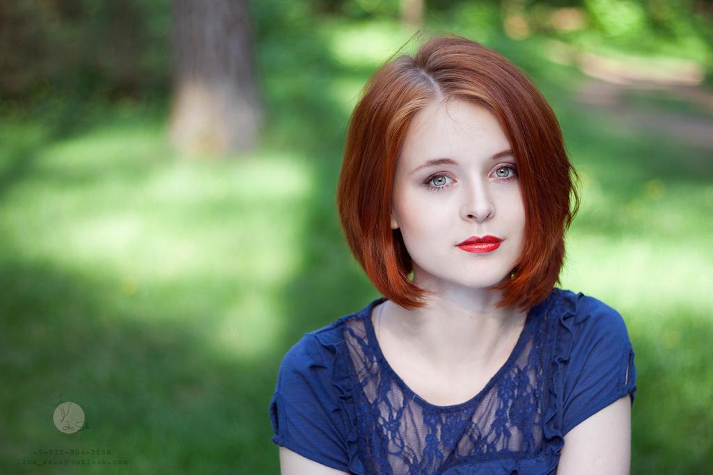 Anastasiya (7) by LinaSaks