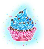 Cupcake by Dessins-Fantastiques