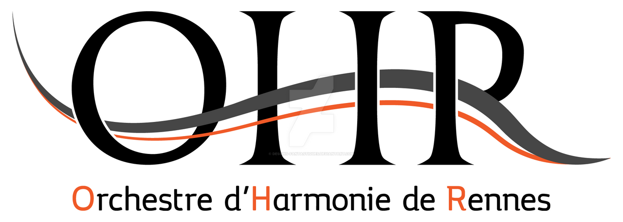 Orchestre d 39 harmonie de rennes logo by dessins fantastiques on deviantart - Dessin de rennes ...