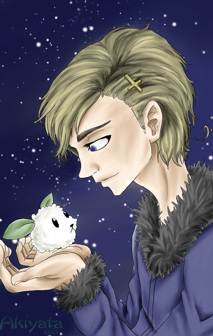 The Nordic and the Sprite by Akiyata