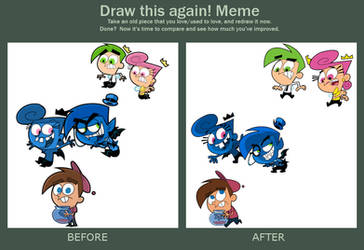 Before And After by FairlyOddFan