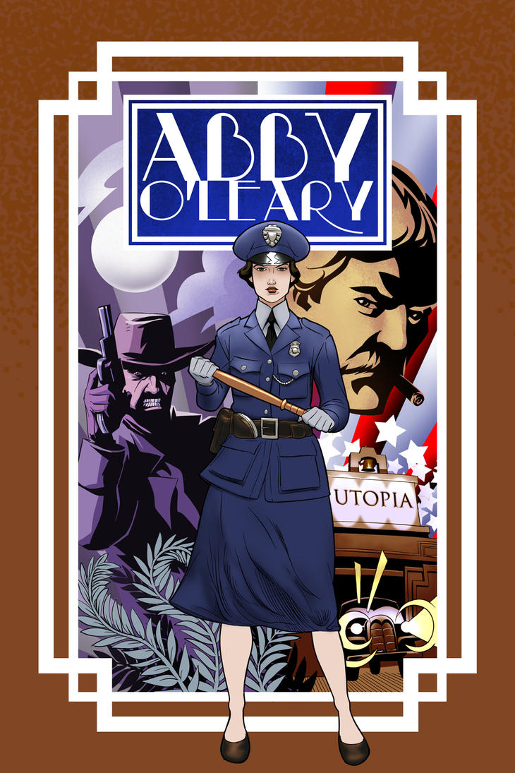 Abby O'Leary Cover by HenryPonciano