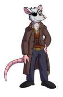 Trenchcoat Rat