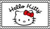 Hello Kitty Stamp by ThePinkPanda66