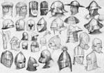 Medieval helmets (1)