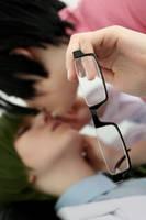 Shin-chan hold still by Melodyless