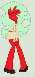 Scanty - Equestria Girls by sunny-flare