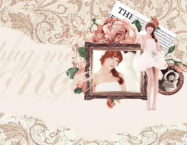 Hug me once - Minah by heyjustjonasxjoe