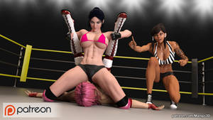 Patreon Preview: 3-Pack Value - Match 1