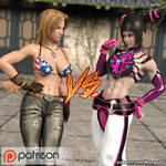 Patreon Preview: Fantasy Warfare Vol.3