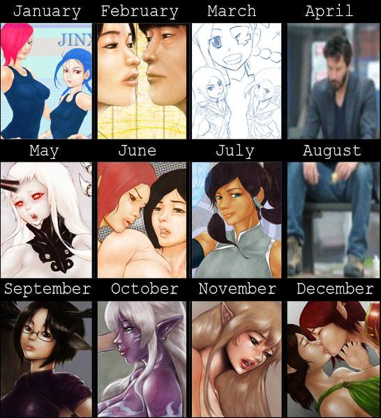 2014 Summary meme by NaaN-AnA