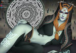 [Midna] Twilight Princess by NaaN-AnA