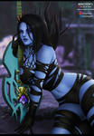 [Drowned Ophelia] Sexy vengeance by NaaN-AnA