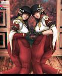 [Minoto and Hinoa] Greeting