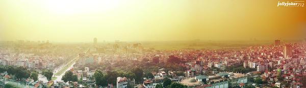 West Lake district - Hanoi