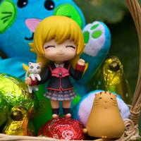 Happy Easter from Shinobu!