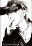 The GazettE: Ruki 2