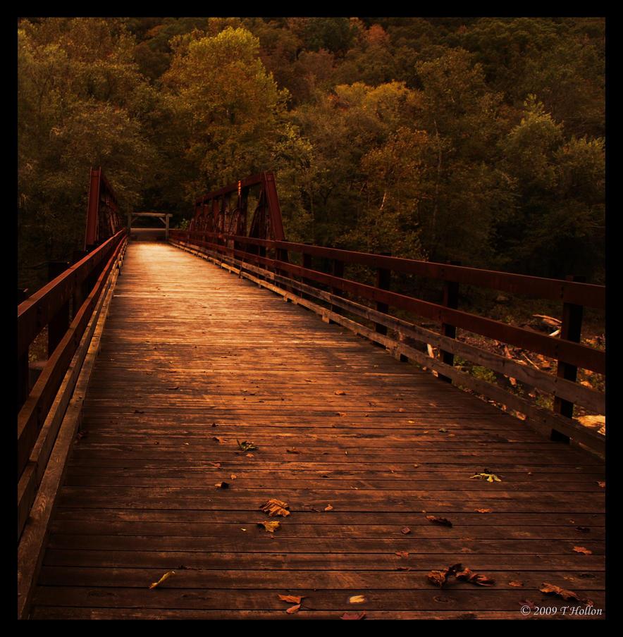 Bee Rock Bridge 2 by rhiannonrain