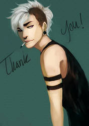 Thank you 400+ watchers!