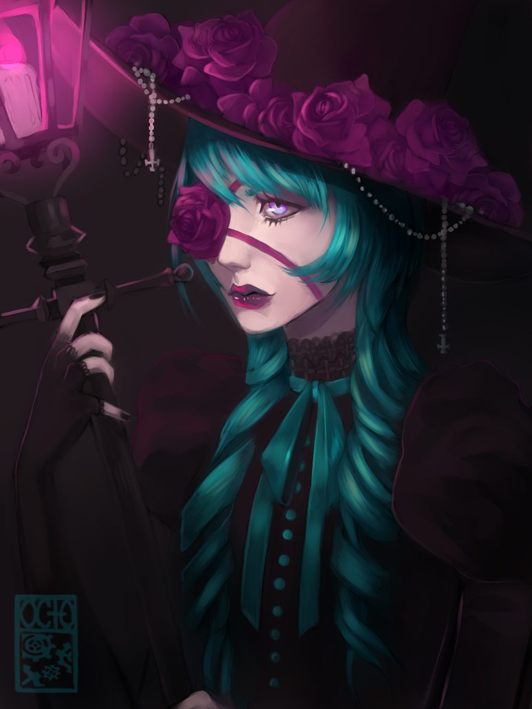 The Necromancer by OctoGear
