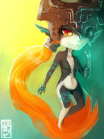 Midna by OctoGear