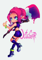 It's Octogirl! by OctoGear