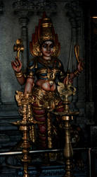 Statue of Kali