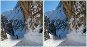 Rocky Passage - 3D xeye by gen2oo9