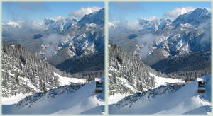 White Mountains - 3D xeye by gen2oo9