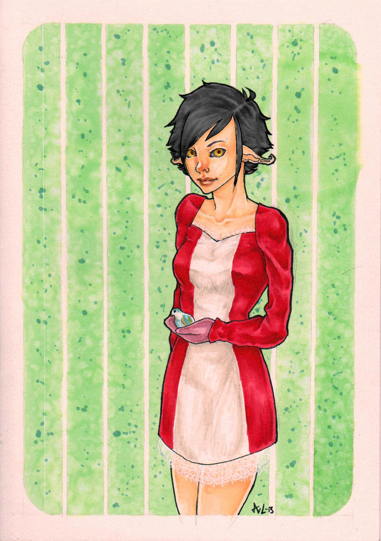 .::.Christmas card II.::. by ZirakAi
