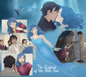 FT: Legend of the Blue Sea