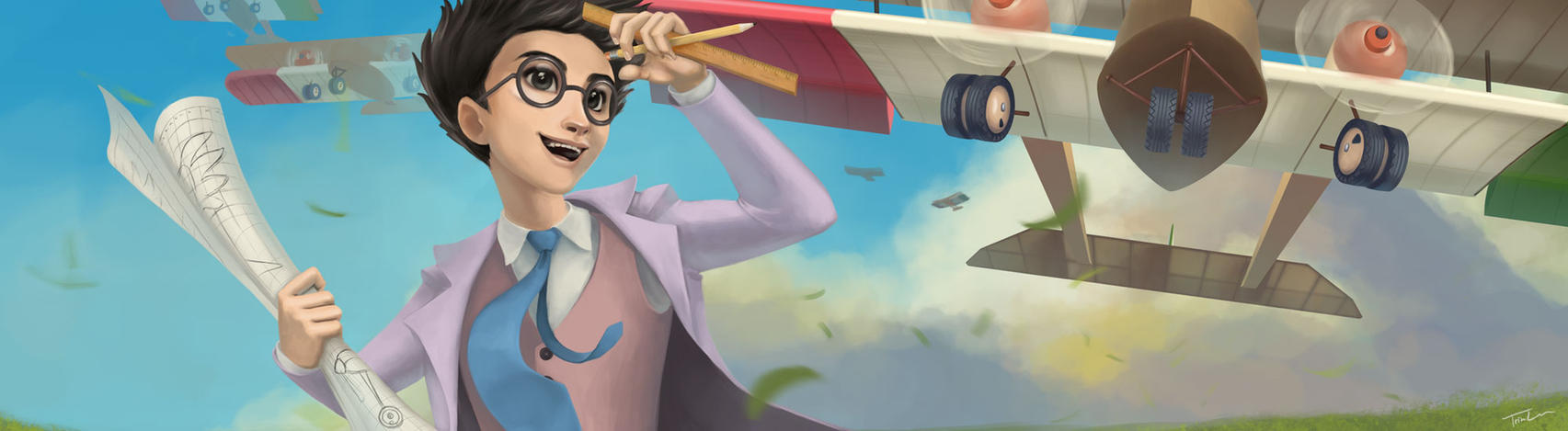 The Wind Rises Tribute by trinly