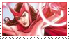 Scarlet Witch Stamp by trinly