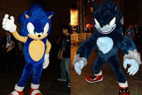 Sonic Unleashed PHOTO EDIT -con- by SonicRingBomb