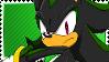 Blade The Hedgehog*Stamp by LukeVei-Da-Hedgehog