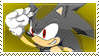 Poison The Hedgehog*Stamp by LukeVei-Da-Hedgehog